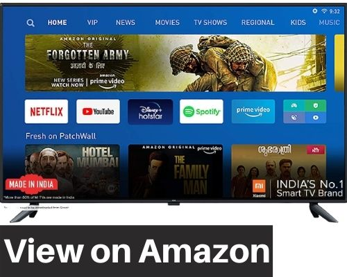 Mi-TV-4X-50 Inches-4K-Ultra-HD-Android-LED-TV