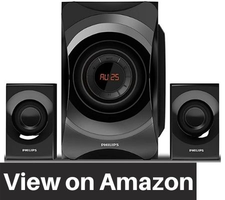 Philips-SPA8000B:94-5.1-Channel-Multimedia-Speakers-Home-Theatre-System