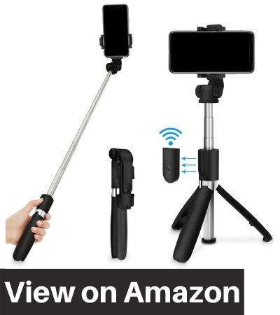 MOBILIFE-3-in-1-Multifunctional-Extendable-Bluetooth-Selfie-Stick