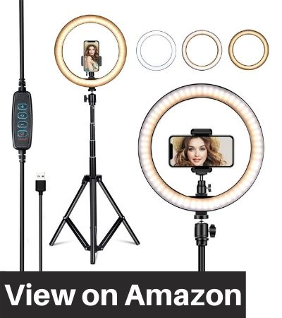 COROID-10-Inches-Big-LED-Ring-Light