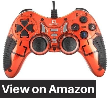Live-Tech-GP01-Turbo-Double-Vibration-Motor-USB-Wired-Gamepad