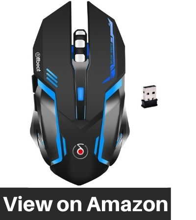 Offbeat-RIPJAW-2.4Ghz-Rechargeable-Wireless-Gaming-Mouse