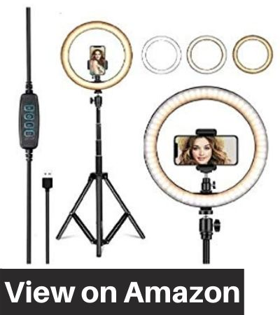 YOZTI-LED-Ring-Light-with-Stand